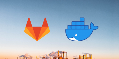 Docker image building on GitLab CI