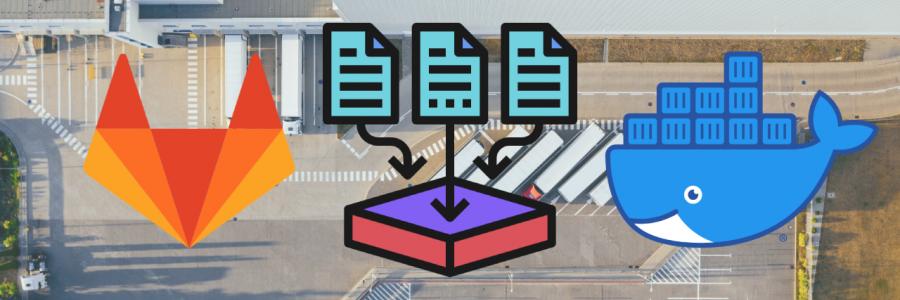 Using cache in GitLab CI with Docker-in-Docker